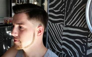 Coupe homme et entretien, taille de la barbe au salon Mya à Montrichard (41)